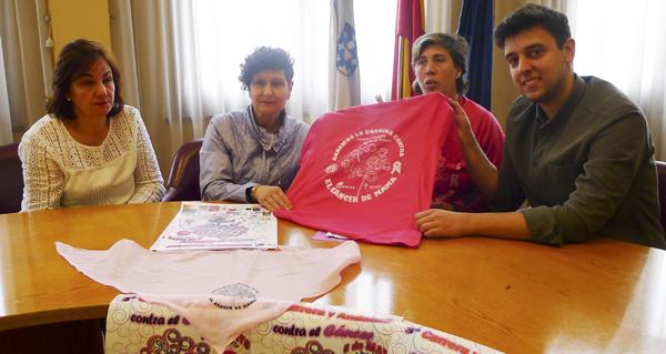 """Photo of O Club Atletismo Rúa organiza un evento solidario para """"gañar a carreira contra o cancro"""""""