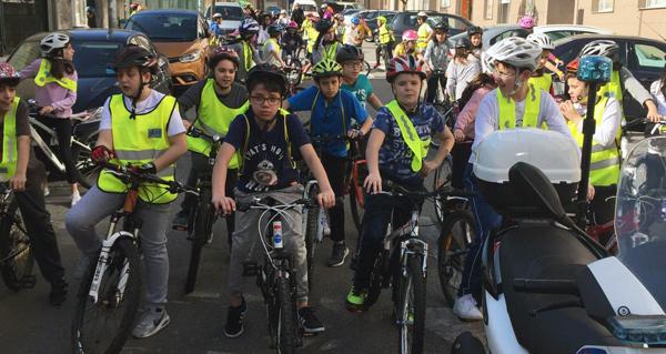 Photo of Soleado Día da Bici polas rúas da Valenzá (Ourense)