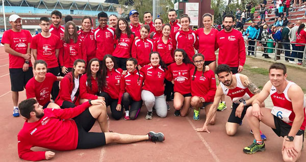 Photo of O equipo feminino do Adas, cuarto no campionato galego de clubs ao aire libre