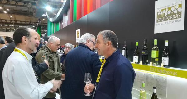 Photo of Os viños valdeorreses promociónanse en Alimentaria 2018