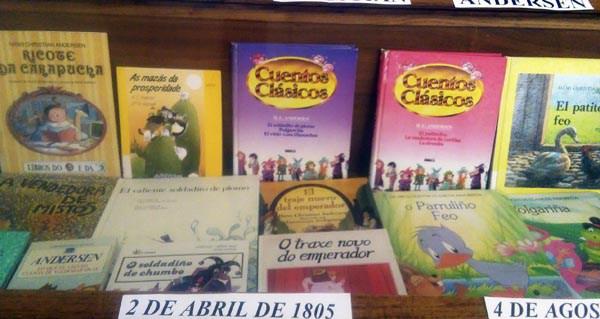 Photo of Actividades para celebrar o Día do Libro Infantil na Biblioteca do Barco o 7 de abril