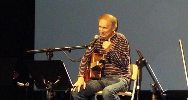 Photo of O valdeorrés Anxo Rei cantará versos de Tovar na presentación na Limia dun libro e un compacto sobre este autor