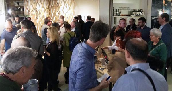 Photo of Máis de 120 persoas nas presentacións da D.O. Monterrei en Bilbao e Santander