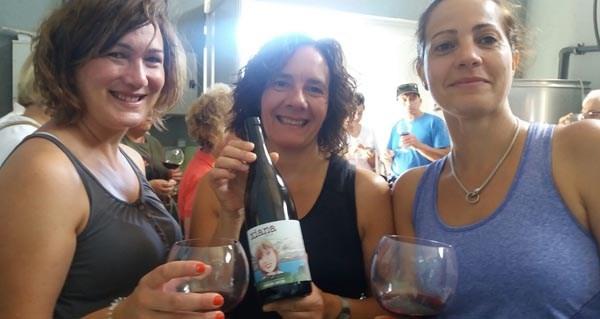 Photo of O viño trivés Xiana, gran ouro no I Concurso ViniEspaña