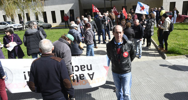 """Photo of Mobilización da CIG no Barco en defensa do """"sistema público de pensións"""""""