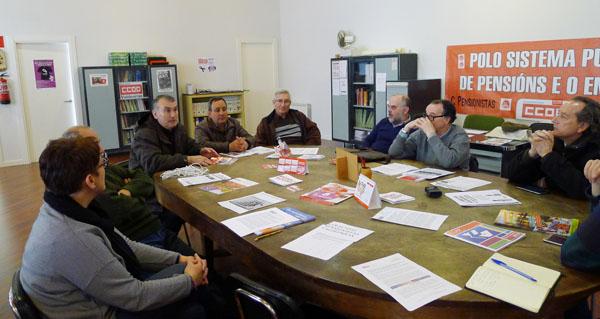 Photo of O Colectivo de Pensionistas de Valdeorras e CCOO convocan unha manifestación no Barco o 15 de abril