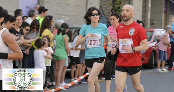 Photo of Máis de 1.100 atletas participarán este domingo na carreira do Vinteún, en Ourense