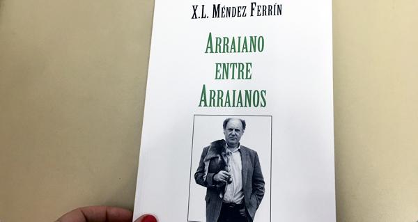 """Photo of O Periódico O Sil, no libro de Méndez Ferrín """"Arraiano entre arraianos"""""""