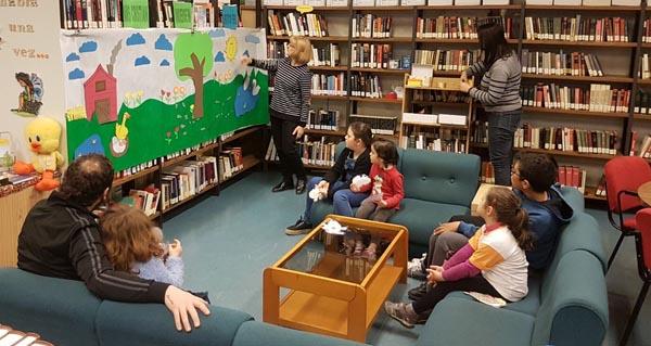 Photo of A Biblioteca da Rúa celebra o Día Internacional do Libro Infantil