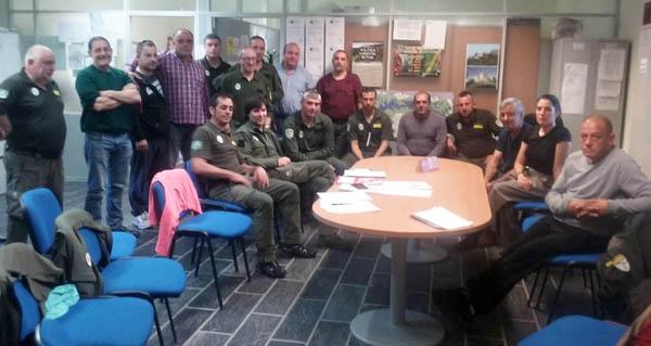 Photo of Os axentes forestais do Barco valoran ir á folga