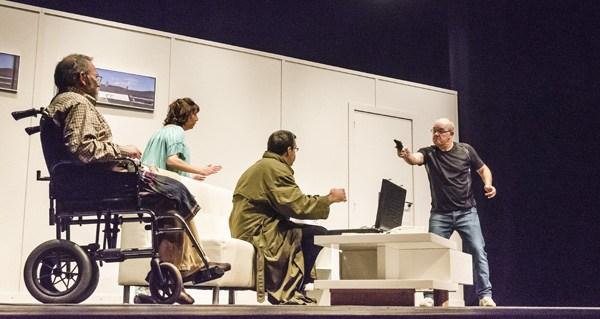 """Photo of Chega a Trives a obra """"Fuga"""" de Gargallada Teatro"""