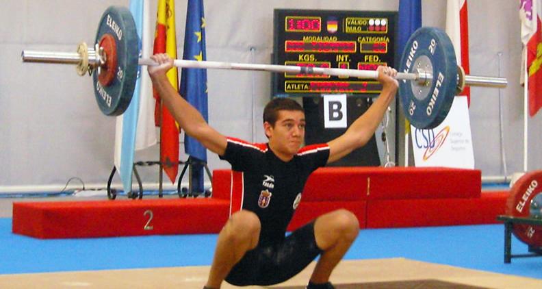 Photo of 45 deportistas participarán esta fin de semana no campionato galego de halterofilia júnior, en Ourense