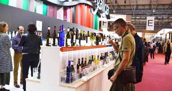 Photo of Exitosa participación dos viños de Monterrei en Alimentaria