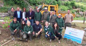 """A conservación e a mellora dos montes, entre os obxectivos do obradoiro """"Concellos Rurais de Valdeorras II"""""""