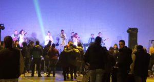 Pancetada e moita música na Festa da Xuventude de Trives