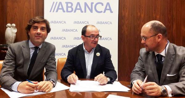Photo of O GDR Sil-Bibei-Navea asina un convenio con Abanca