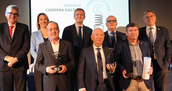 """Photo of As mancomunidades de Terras de Celanova e Terras do Avia, distinguidas nos """"Premios Coopera"""""""