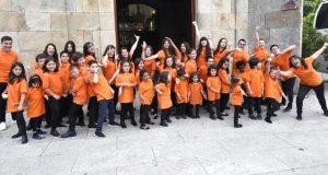A Coraliña Cantora de Trives representará a Ourense no XI Encontro de Coros Infantís e Xuvenís