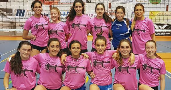 Photo of O CV Ribeira Sacra xogará o nacional no grupo E cos equipos de Andalucía, Cataluña e Murcia