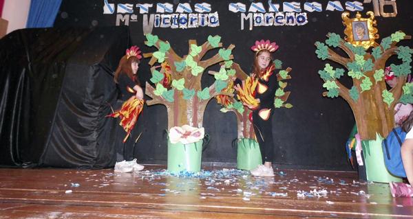 Photo of O CEIP Condesa de Fenosa aposta polo teatro para promover a conciencia social sobre os incendios