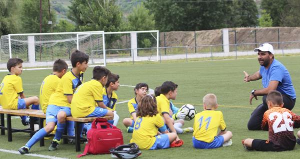 Photo of Táboas no Aguillón en cuartos de final da Copa Deputación 2ª Benxamín F-8