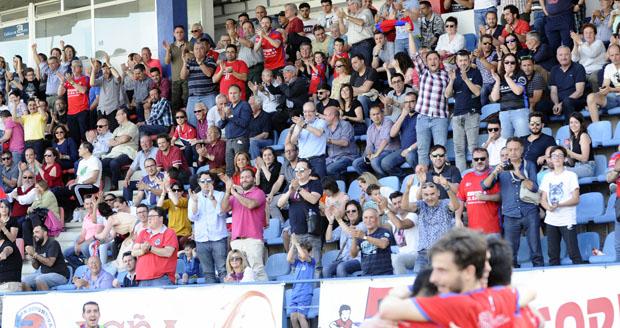 Photo of A UD Ourense consegue o ascenso a terceira división