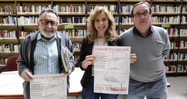Photo of A Feira do Libro do Barco celebrarase en plenas Festas de Santa Rita