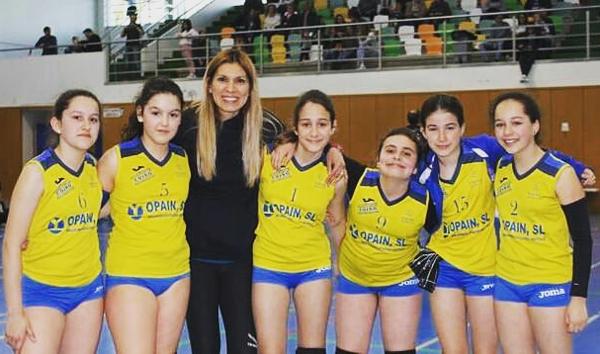 Photo of O CV Ribeira Sacra xogará a fase final do campionato galego alevín