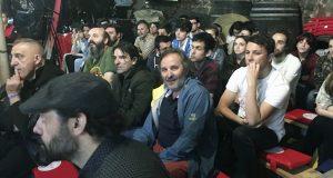O novo proxecto do director valdeorrés Ignacio Vilar, no Festival de Cans