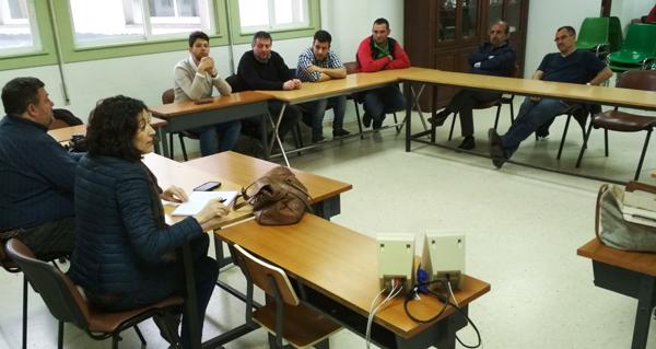 Photo of Reunión do Colexio de Aparelladores de Ourense cos seus colexiados en Xinzo