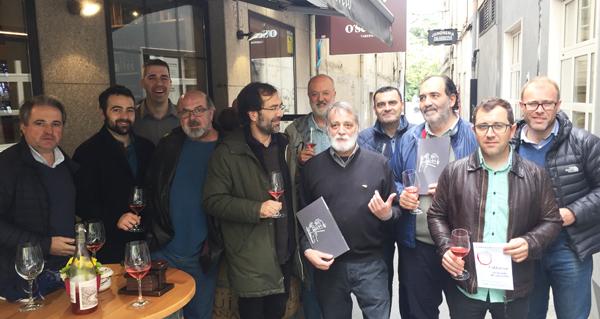 """Photo of Preséntase o """"Arroz Valdeorras"""" á prensa da Coruña"""