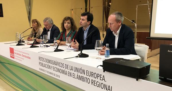 Photo of Os retos demográficos, analizados nunha xornada organizada polos socialistas en Ourense