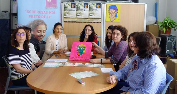 Photo of O CCA e os seis centros de ensino do Barco únense na campaña das Letras Galegas