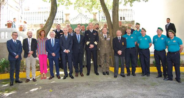 Photo of Celebración do Día da Subdelegación de Defensa, en Ourense