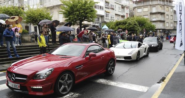 Photo of Máis de 90 coches de alta gama reuniranse este sábado no Carballiño