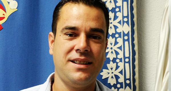 """Photo of O alcalde de Manzaneda, entre os ponentes dunha xornada sobre o """"rural vivo en Europa"""""""