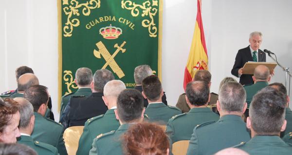 Photo of A Garda Civil celebra o 174º aniversario da súa fundación