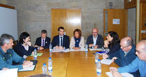 Photo of A Gudiña celebra a primeira reunión en Ourense de estudo e control da actividade incendiaria en parroquias