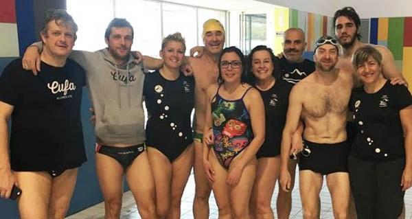 Photo of O Adas Natación do Barco competirá no galego máster de verán en Ourense