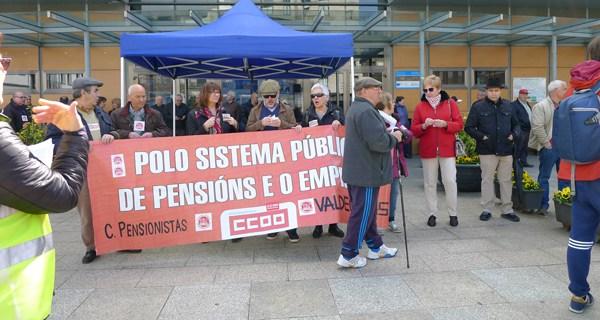 Photo of Nova concentración en defensa do sistema público de pensións no Barco