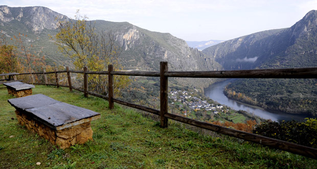Photo of Serra da Enciña da Lastra, paisaxe mediterránea única en Galicia