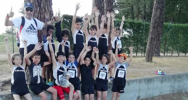 Photo of Éxitos triveses no campionato provincial de atletismo Xogade