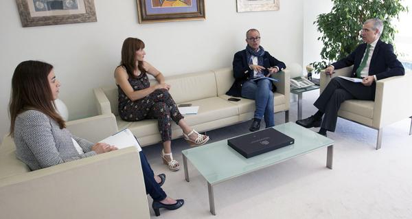 Photo of O Concello de Ourense solicita o estudo de novas iniciativas para impulsar a multifuncionalidade de Expourense