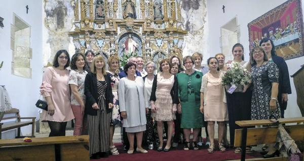Photo of O coro parroquial Voces de San Martiño (Manzaneda) ameniza a misa do Corpus