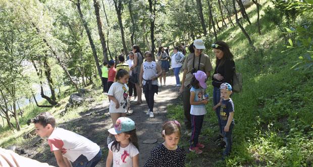 Photo of Xornada medioambiental e educativa en Sobradelo (Carballeda de Valdeorras)