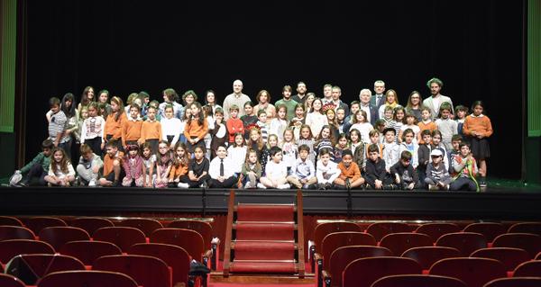 Photo of Dous colexios do Barco, galardoados nun concurso sobre o cambio climático, en Ourense