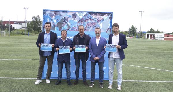 Photo of O Campus Celta de Verán de fútbol chega este ano ao Carballiño