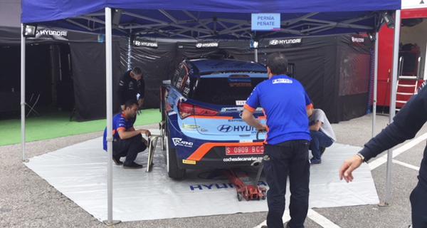 Photo of Arranca o 51 Rallye de Ourense coa chuvia como hándicap