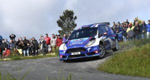 Miguel Fuster consegue o seu sétimo Rallye de Ourense