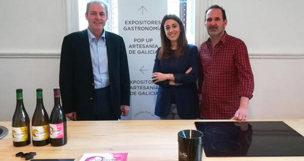 Photo of Os viños de Valdeorras marídanse coa artesanía galega en Madrid